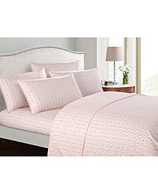 Chic Home Ayala 6-Pc King Sheet Set
