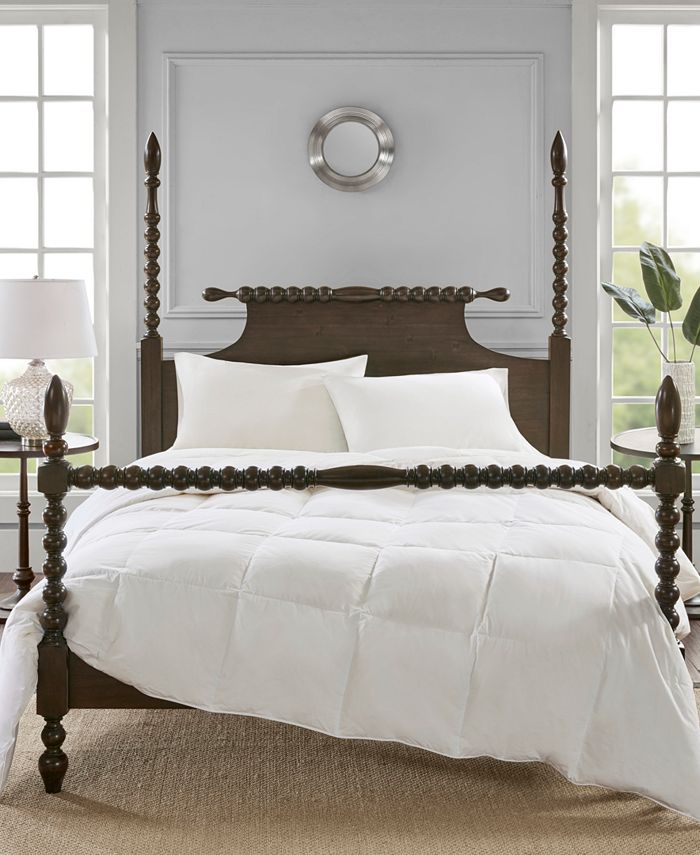 Sleep Philosophy - Light Warmth Oversized 100% Cotton Down Comforter Collection