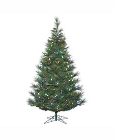 7.5' Norway Pine Artificial Christmas Tree