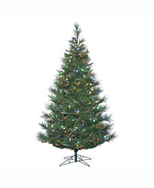 Vickerman 7.5' Norway Pine Artificial Christmas Tree