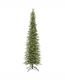 6.5' Bixley Pencil Fir Artificial Christmas Tree