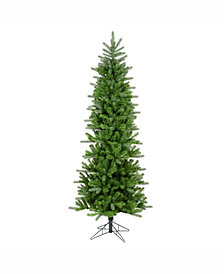 Vickerman 4.5 ft Carolina Pencil Spruce Artificial Christmas Tree Unlit
