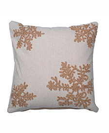 Vickerman Decorative Pillow Featuring