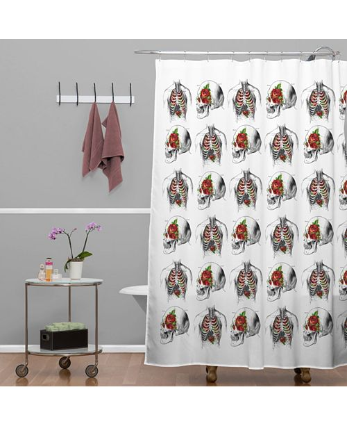 Deny Designs Iveta Abolina Deerbird Shower Curtain