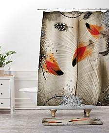Iveta Abolina Floral 3 Bath Mat
