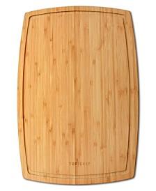 "Top Chef 18"" x 12"" Bamboo Cutting Board"