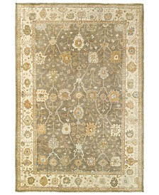 Tommy Bahama Home Palace 10302 Brown/Beige 10' x 14' Area Rug
