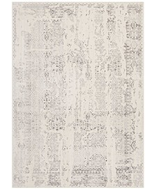 Home KI34 Silver Screen KI344 9' x 12' Area Rug