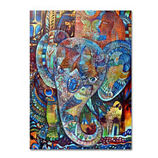 Oxana Ziaka 'Egypt' Canvas Art Collection