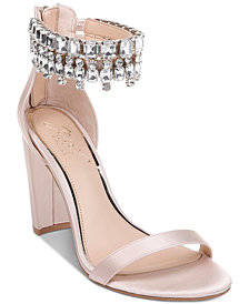 Jewel Badgley Mischka Dancer Evening Sandals