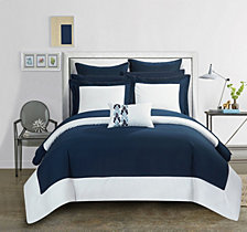 Chic Home Peninsula 10-Pc King Comforter Set