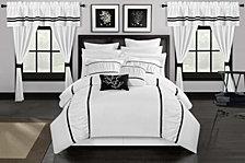 Chic Home Mayan 24-Pc Queen Comforter Set