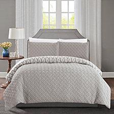 Chic Home Ora 3-Pc King Comforter Set