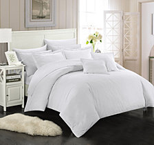 Chic Home Khaya 7-Pc Full/Queen Comforter Set
