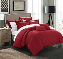 Chic Home Khaya 7-Pc Full/Queen Comforter Set