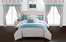 Sonita 20-Pc King Comforter Set