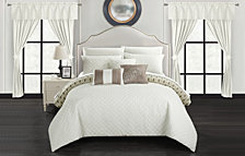 Chic Home Sigal 20-Pc King Comforter Set
