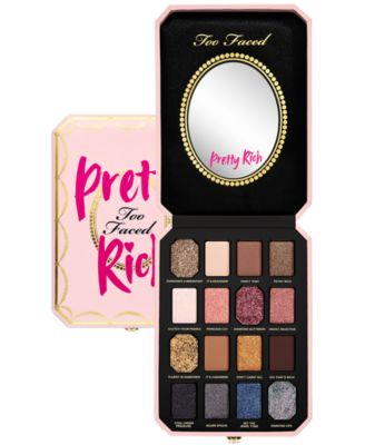 Pretty Rich Diamond Light Eye Shadow Palette