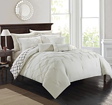 Chic Home Dorothy 10-Pc King Comforter Set