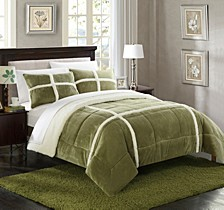 Chloe 3-Pc King Comforter Set