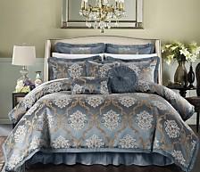 Chic Home Aubrey 9-Pc Queen Comforter Set