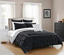 Chic Home Assen 10-Pc King Comforter Set
