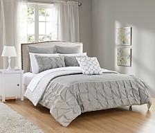 Chic Home Assen 10-Pc Queen Comforter Set