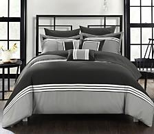 Chic Home Falcon 10-Pc Queen Comforter Set