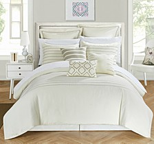 Brenton 9-Pc Queen Comforter Set
