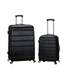 2-Pc. Hardside Luggage Set