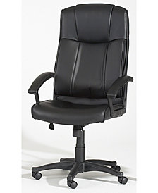 Bella Luna High Back Multi Adjustable Pneumatic Gas Lift Office Chair