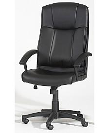 Bella Luna High Back Multi Adjustable Pneumatic Gas Lift Office Chair