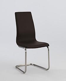 Bella Luna Cantilever High Back Side Chair (Set of 2)