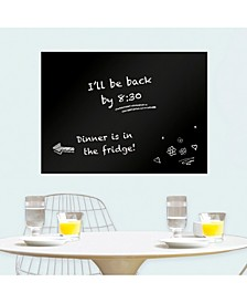 Large Chalk Message Board Decal
