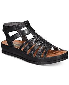 Baretraps Callia Memory Foam Strappy Sandals