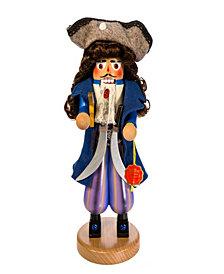 Kurt Adler 16 Inch Steinbach Pirate Captain Nutcracker