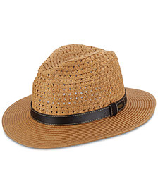 Scala Men's Braid Safari Hat