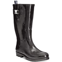 Deals on Nautica Womens Finsburt 2 Tall Rain Boots