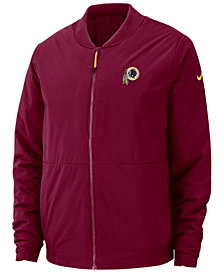Nike Men's Washington Redskins Bomber Jacket