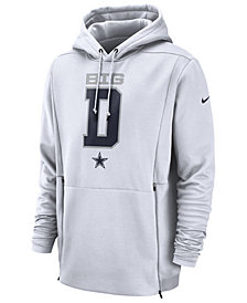 Nike Men's Dallas Cowboys Sideline Player Local Therma Hoodie