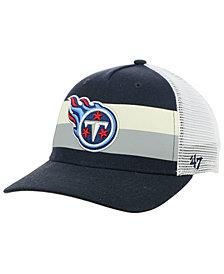 '47 Brand Tennessee Titans Team Stripe MVP Cap