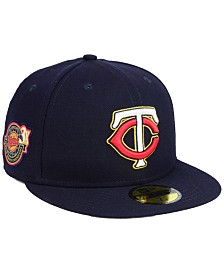 New Era Minnesota Twins Trophy Patch 59FIFTY FITTED Cap