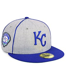 New Era Kansas City Royals Stache 59FIFTY FITTED Cap