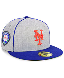 New Era New York Mets Stache 59FIFTY FITTED Cap