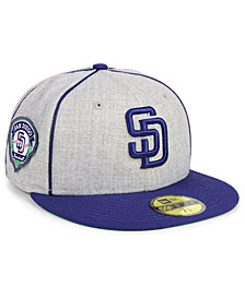 New Era San Diego Padres Stache 59FIFTY FITTED Cap