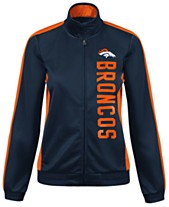 G-III Sports Women s Denver Broncos Backfield Track Jacket bc2ca3ca7