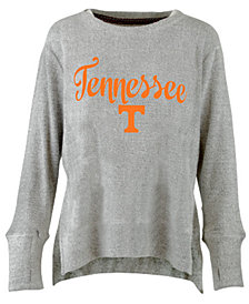 Pressbox Women's Tennessee Volunteers Cuddle Knit Sweatshirt