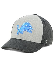 '47 Brand Detroit Lions Duplex Flex CONTENDER Cap