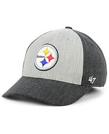 '47 Brand Pittsburgh Steelers Duplex Flex CONTENDER Cap