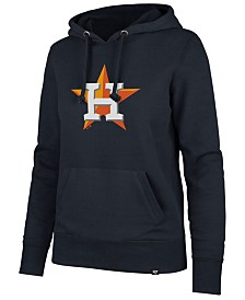 '47 Brand Women's Houston Astros Imprint Headline Hoodie